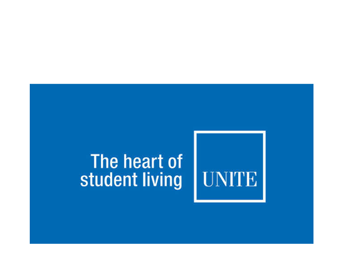 Unite The Heart of Student Living Logo